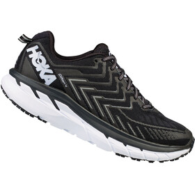 Hoka One One Clifton 4 Running Shoes Women black/white